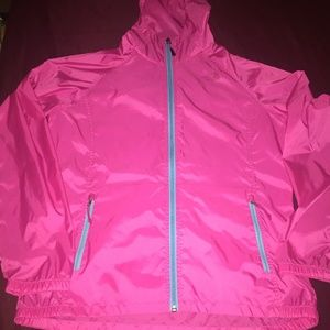 The North Face lightweight windbreaker size L